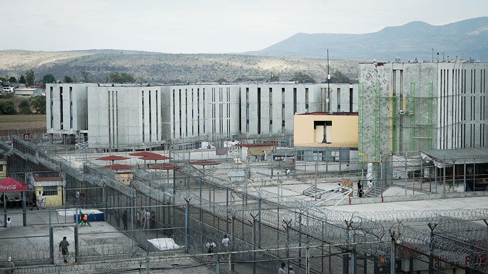 CE.RE.SO. High Security Center for High Impact Crimes. Michoacan Morelia